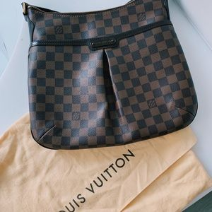 Louis Vuitton Damien Ebene Bloomsbury Purse